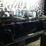 One of Hitler's 7 Parade cars