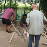 Planning a bamboo irrigation system