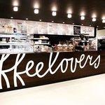 Coffeelovers voorkant bar Eindhoven