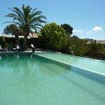 Une des 3 piscine