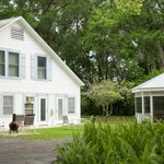 Carriage House at Farnsworth House in Mt Dora Florida