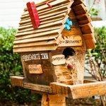 Birdhouse at Farnsworth