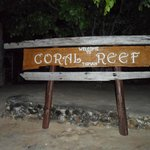 Coral reef TIoman