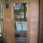 Misty Mountain Retreat Sauna