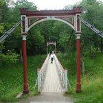 Viljandi Rope Bridge
