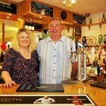 Alison & Gus have owed the pub for the past 10 years
