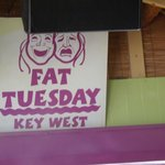 Fat Tuesday Key West, FL.