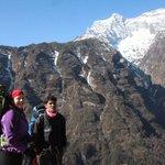 Anapurna trail to abc