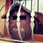 Почта отеля