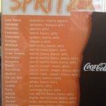 Lista Spritz