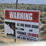 Inverdoorn Rhino Protection Warning