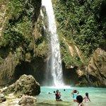 Inambakan Falls Foto