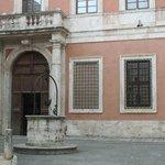portale e fontana
