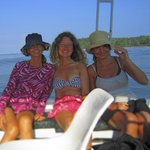 Happy snorkelers