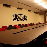 The conferenc room