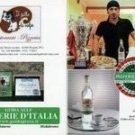 premio 1° POSTO ITALIANO PIZZA DI QUALITA'