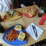 Luncheon Sandwich Platters