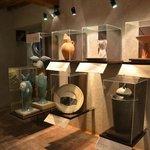 La sezione di ceramica contemporanea