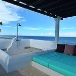roof top one bed room suite suite @villa maroc,pranburi