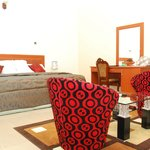 Exclusively furnished room