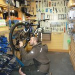 Cycle Repairs and Servicing? No problem!