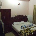 2nd floor bedroom with fan