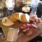 Cheese & Meat tray