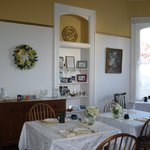 Dining room & home-made stuff for sale