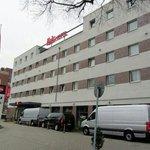 Hôtel ibis Hambourg aéroport