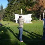 Archery in the grounds