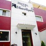 FACHADA HOTEL LA CUESTA DE CAYMA