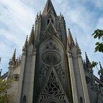 Frente de la iglesia