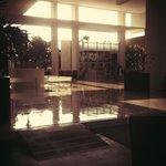 Main lobby Sian Kaan
