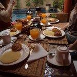 pequeno-almoço