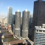 Chicago River & Marina City (cover of Wilco's YHF)