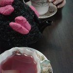 "Loopy Lorna's incredible ""Tooty Fruity"" tea!!"