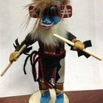 Navajo Katchina Doll