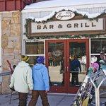 Legends Bar & Grill Entrance