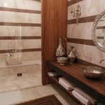 Marble Hamam type bathroom & shower (64553158)