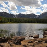Bierstadt Lake in RMNP