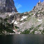 Emerald Lake in RMNP