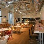 il ristorante stile moderno