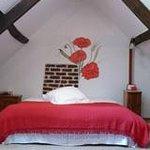 Chambre Cottage Coquelicot