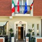 Ingresso Hotel La Pergola