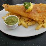 Freshest tasting Haddock!