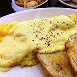 Carolina omelette