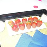 Chocolate Covered Strawberries...Yummy!