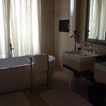 banheiro do Oberoi