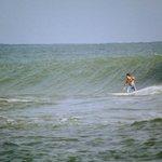 Surfing Salsa Brava, Puerto Viejo