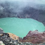 Crater inside
